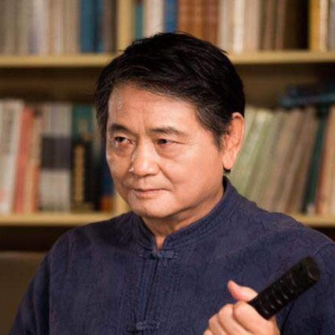 台師大國文學系教授林保淳。圖/取自林保淳臉書