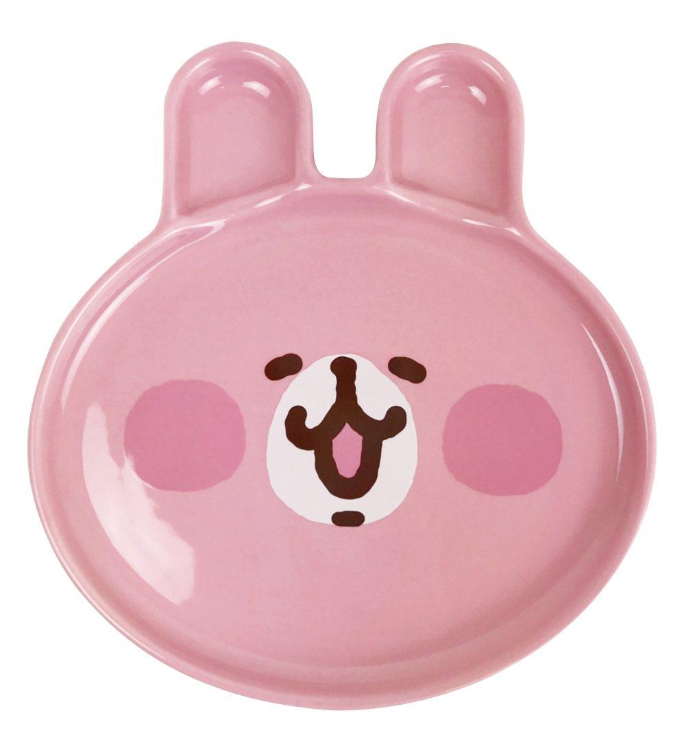 卡娜赫拉的小動物造型點心盤,售價299元,共兩款。圖/7-ELEVEN提供