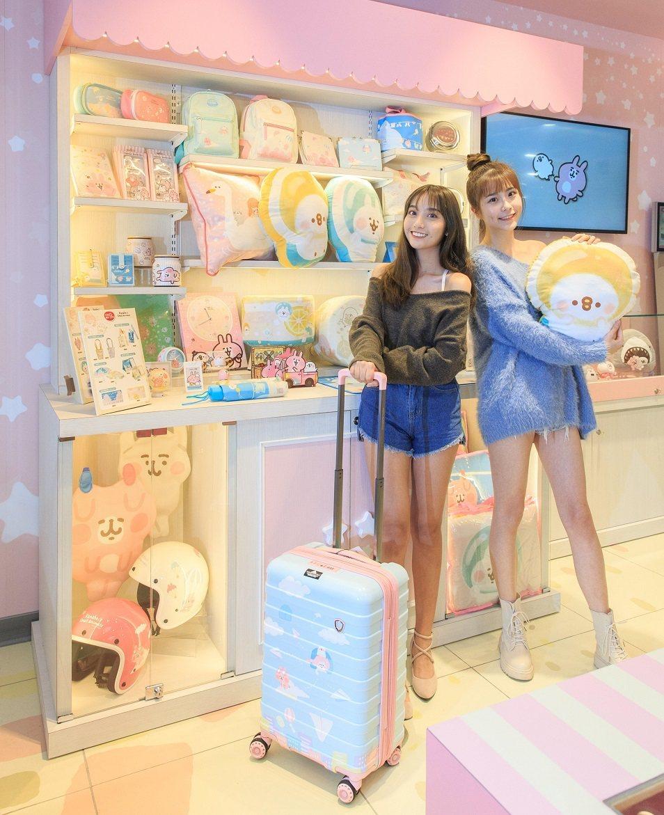 南台灣首家「7-ELEVEN X卡娜赫拉的小動物」聯名店推出多款卡娜赫拉的小動物...