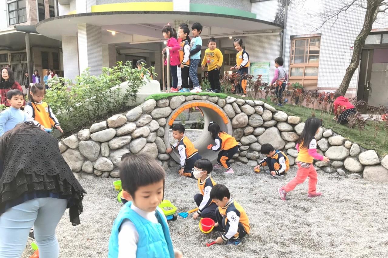 影/宜蘭最好玩的校園親子館在這裡 家長快來遛小孩