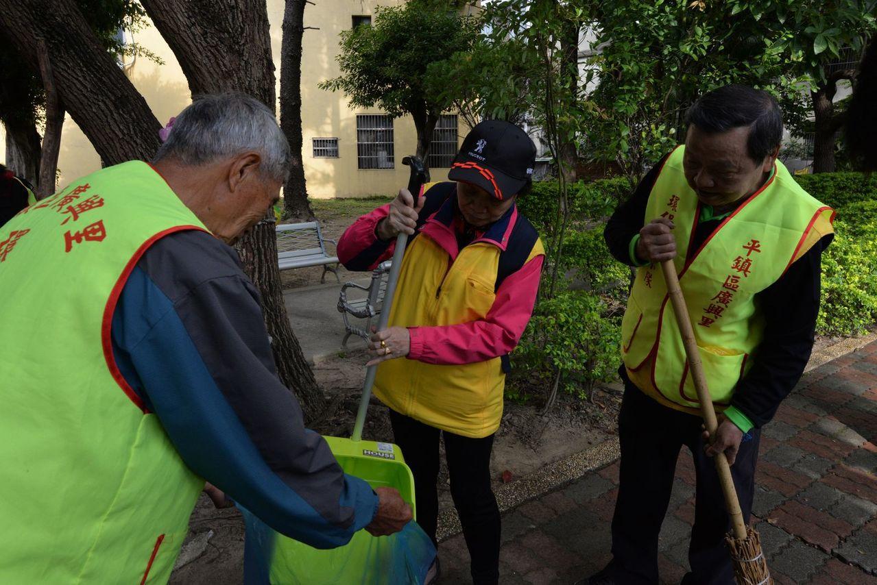 春節前作伙來打掃 桃園市17日到23日為環境清潔周