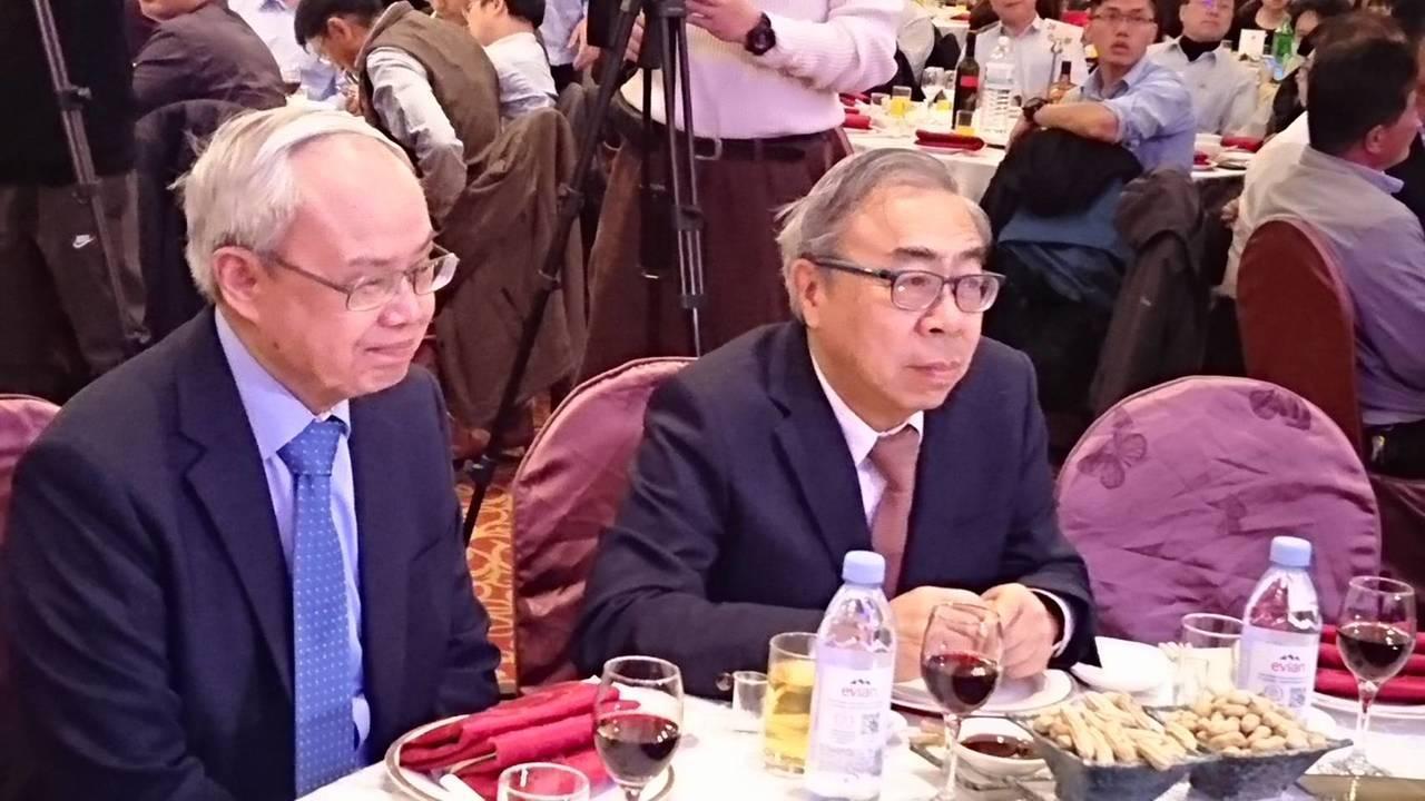 副董事長洪福源說2020年要推動「騰籠換鳥」計畫。記者黃淑惠/攝影