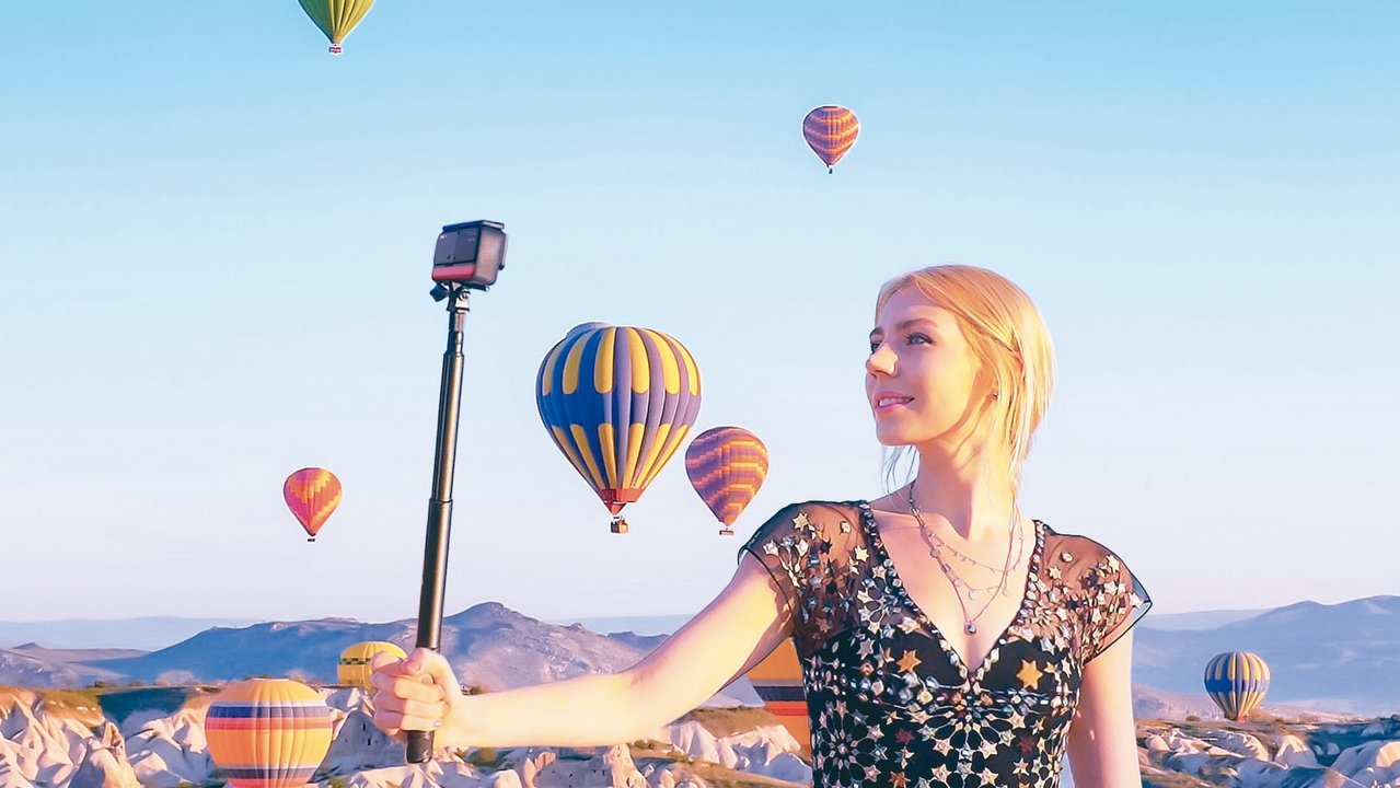 以360度全景運動攝影機闖出名號的Insta360。 圖/Insta360提供