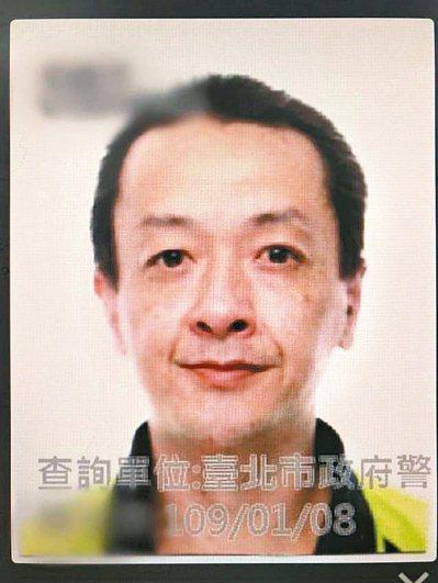 馬來西亞女華僑分屍案主嫌林國平。 記者廖炳棋/翻攝