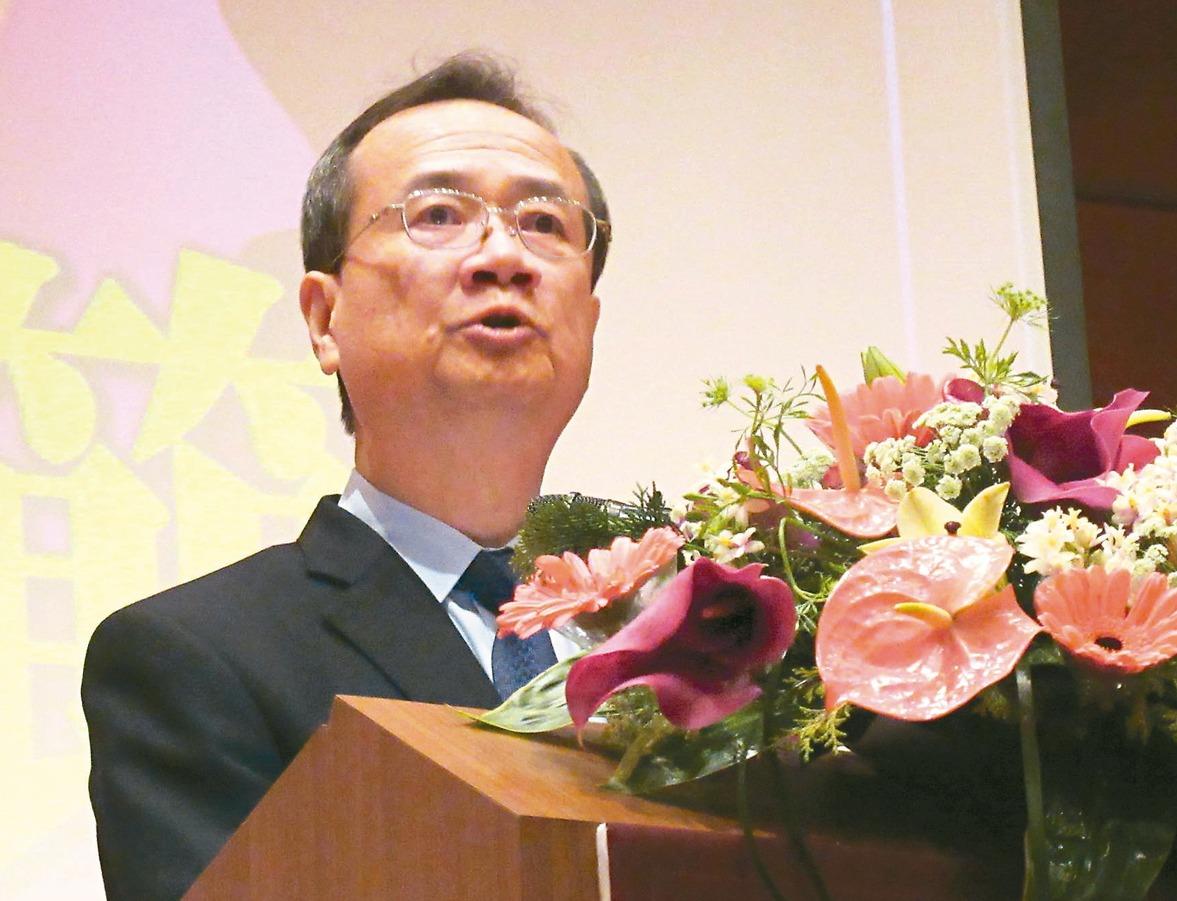 司法院長許宗力昨首度公開表達,反對監委不當干預審判核心。 記者王宏舜/攝影
