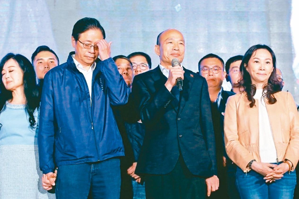 蔡韓之戰:兩國、兩岸、兩代