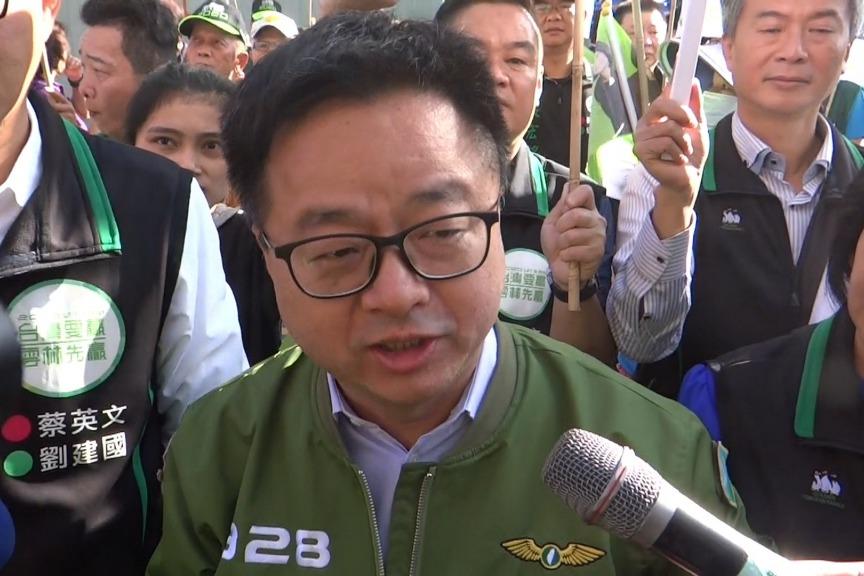 民進黨秘書長羅文嘉。 聯合報系資料照片/記者蔡維斌攝影