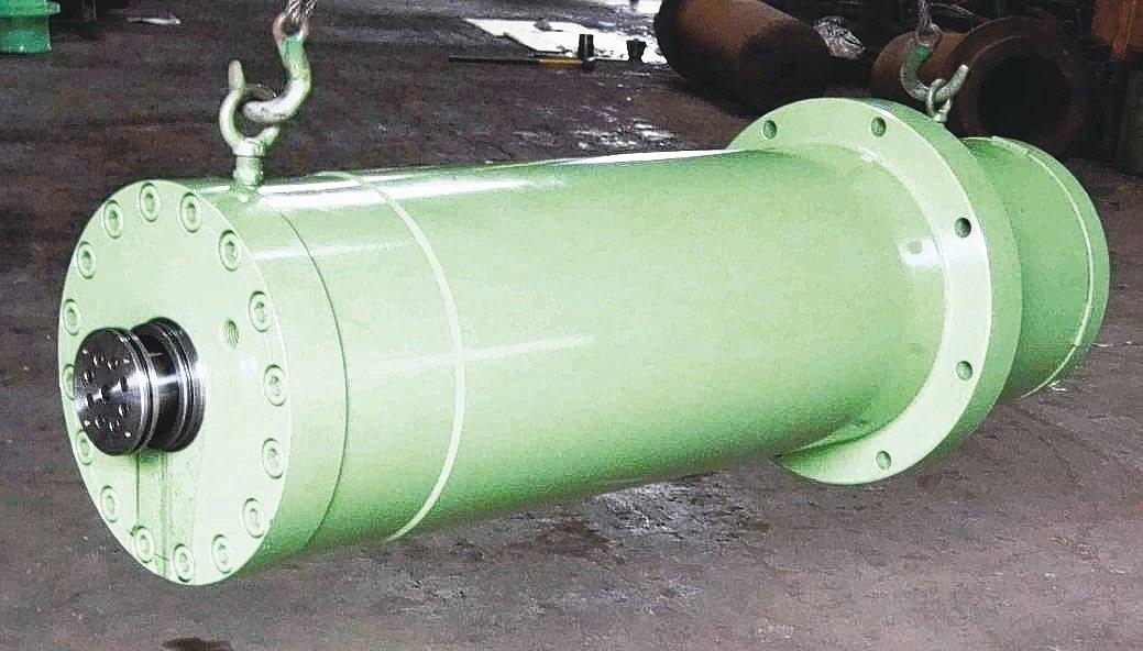 鍊錩公司油壓缸製造經驗豐富,可接受特殊規格訂製。 鍊錩/提供