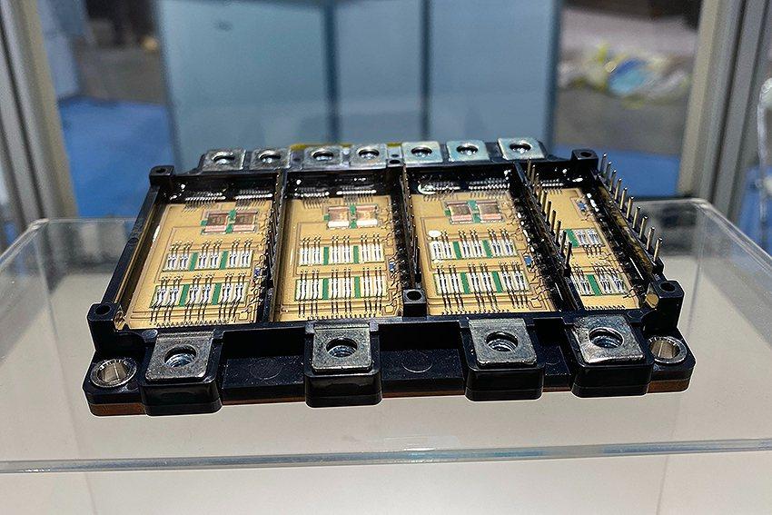 工研院於INTERNEPCON JAPAN 2020中展示全球首創大於8Kw高功...