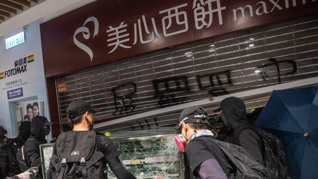 多次遭到反送中示威者抵制的美心集團,繼去年11月傳出旗下71家餐廳和餅店暫停營業...