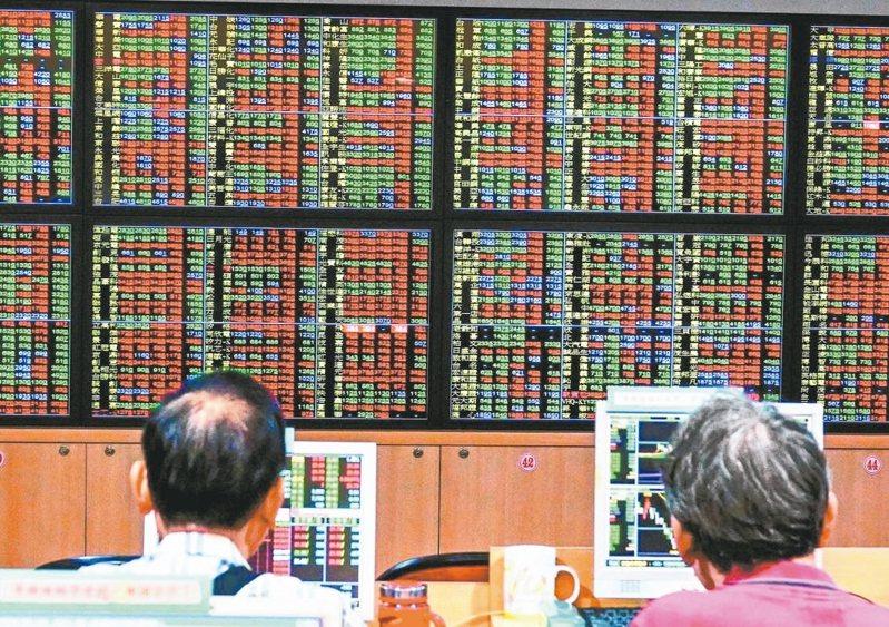 台股大盤現觀望,加權指數今走跌回測5日線支撐,由內資控盤的櫃買指數則逆勢走強,表現優於集中市場。 本報資料照片