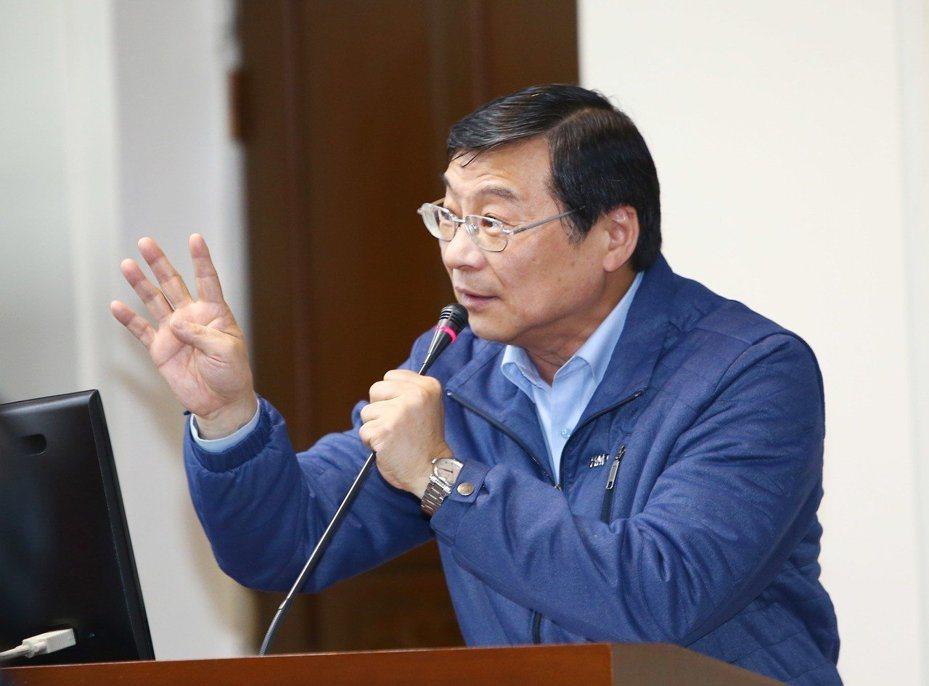 國民黨代理秘書長曾銘宗 圖/聯合報系資料照片