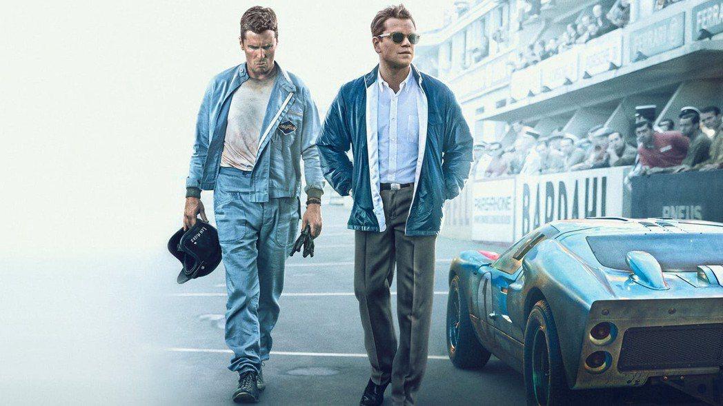 賽道狂人成為首部入圍奧斯卡最佳影片的賽車電影。 圖/二十世紀福斯提供