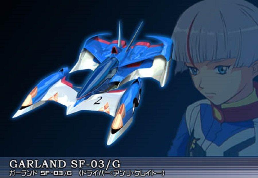 SUGO車隊:花環SF-03/G。 摘自網路