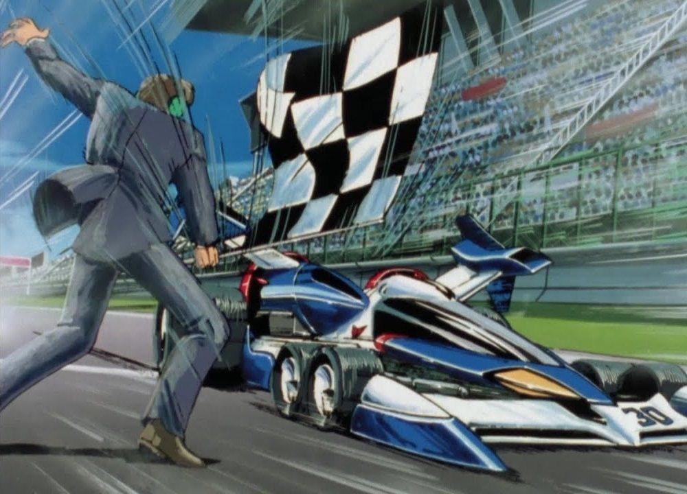 第一季風見就是駕駛著超級阿斯拉01奪得冠軍。 摘自網路