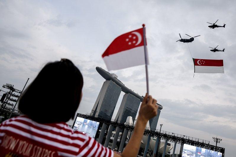 新加坡對於外國干預的防堵能力,部分來自於對媒體的嚴格管控。 圖/歐新社