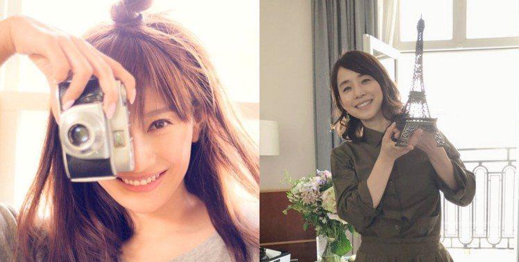 圖/擷自IG@ryoko_san_fan_account、IG@yuriyuri...