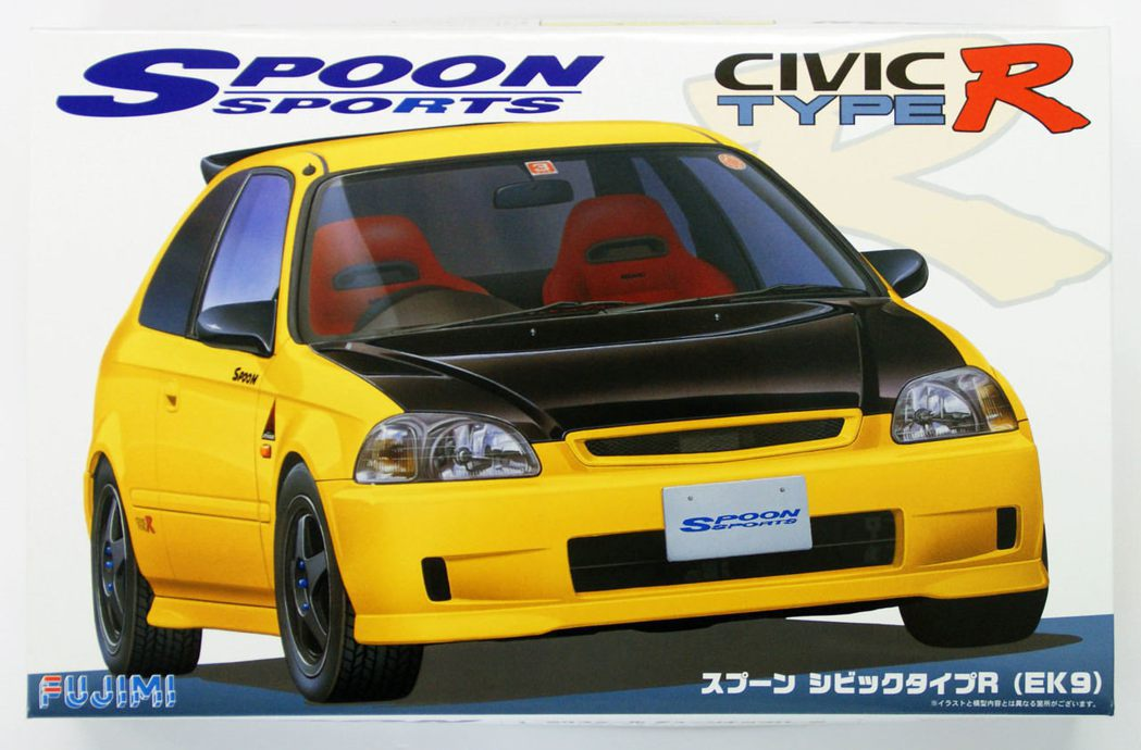 Honda Civic Type-R Spoon (EK9)。 摘自網路