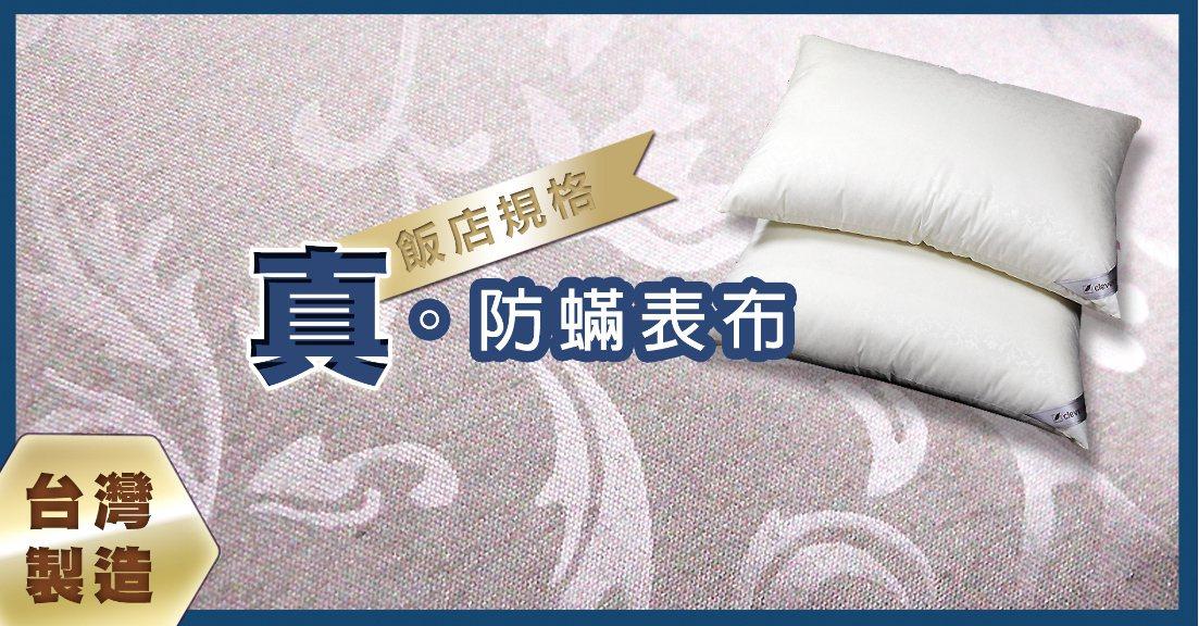 指定商品-科技防蟎枕。 圖/久氏 提供