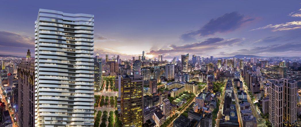 「高雄CBD」融入環保綠建築概念,對於往來歐盟及美國的客戶而言,非常有說服力。此...