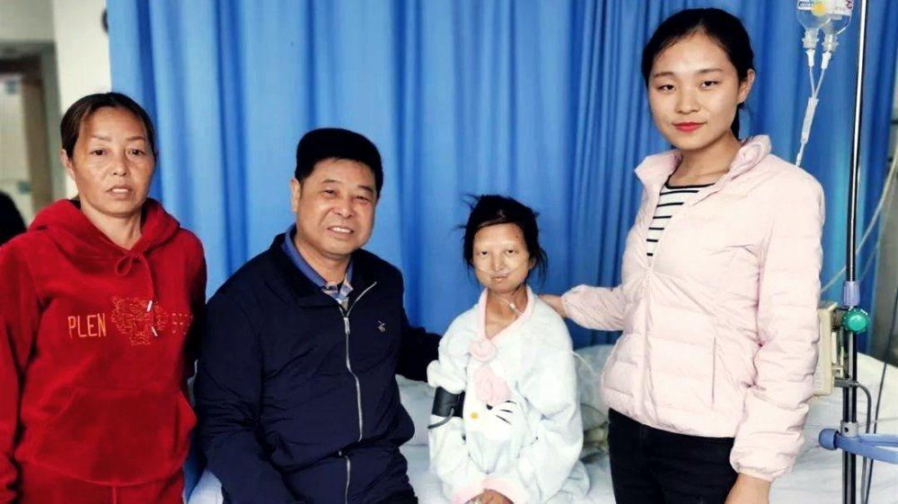 盛華職業學院表示,吳花燕就學以及住院期間,政府、學校以及教師都有提供扶貧資助金。...