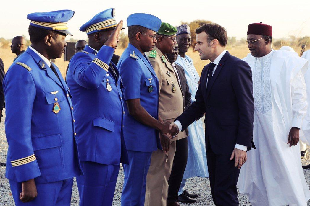 法國、德國與歐盟早在2017年就發起「薩赫爾聯盟」;馬利、布吉納法索在內的薩赫爾...