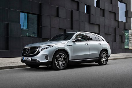 Mercedes-Benz擴增純電休旅EQC產品線 推出AMG-Line版本!