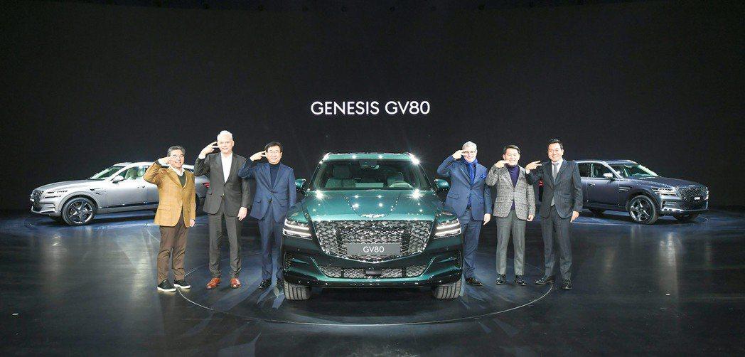Genesis GV80開創了韓系豪華休旅新紀元,並確定品牌未來將進軍歐洲與中國...