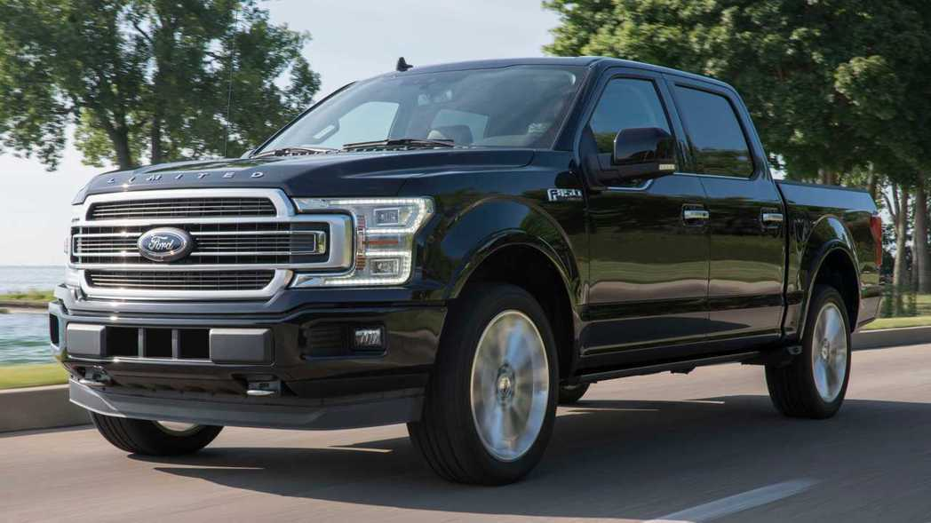 Ford F-Series。 圖/摘自motor1.com