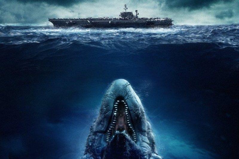 《白鯨記》劇照,2010。 圖/IMDb