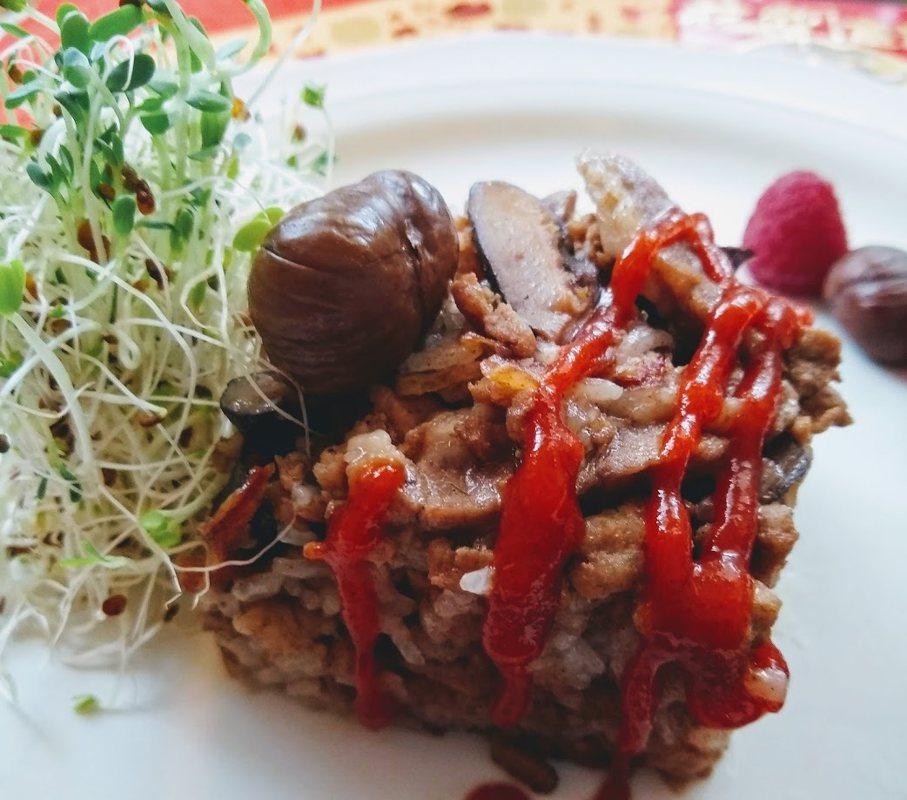 圖文:美國番媽/食譜/香煸蝦油飯