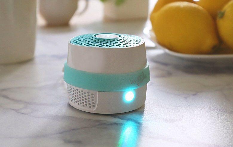 首創除臭專用空氣淨化器,現於嘖嘖募資平台推出超早鳥優惠64折。圖/聯合數位文創提...
