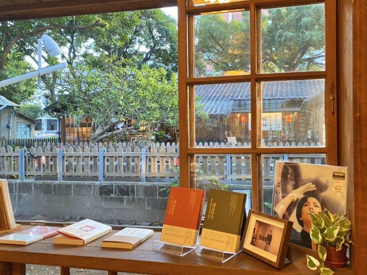 誠品書店雲夢製造所,前身為日治時期警察眷屬宿舍的80年老屋。圖/誠品提供