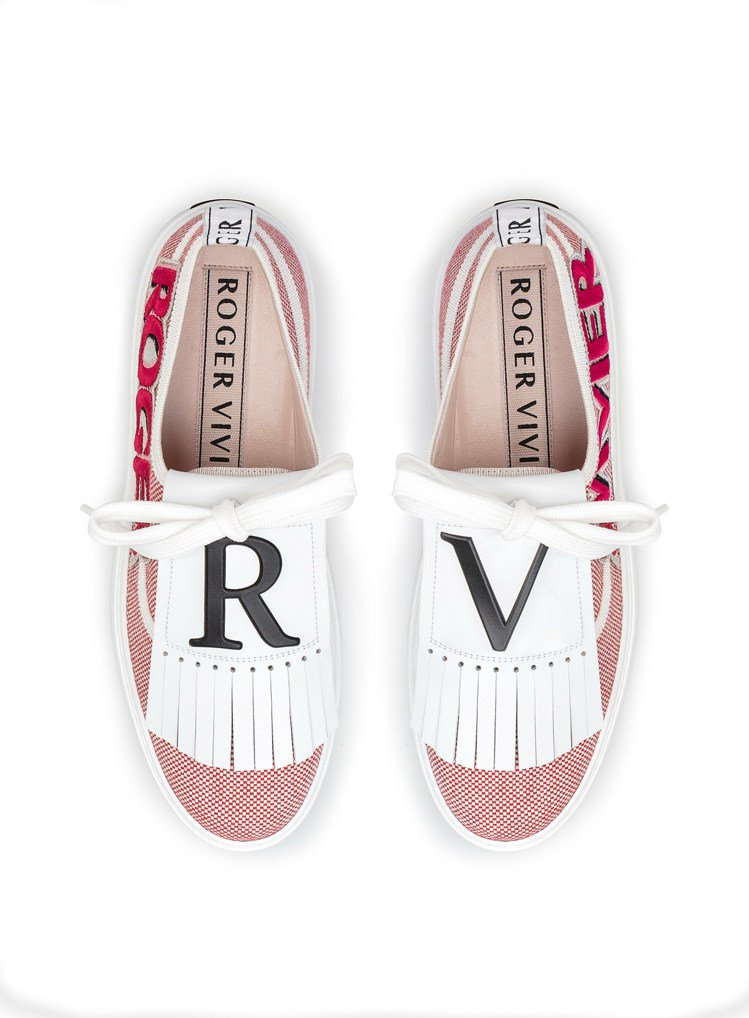 Roger Vivier Call Me Vivier休閒鞋(正面),32,80...