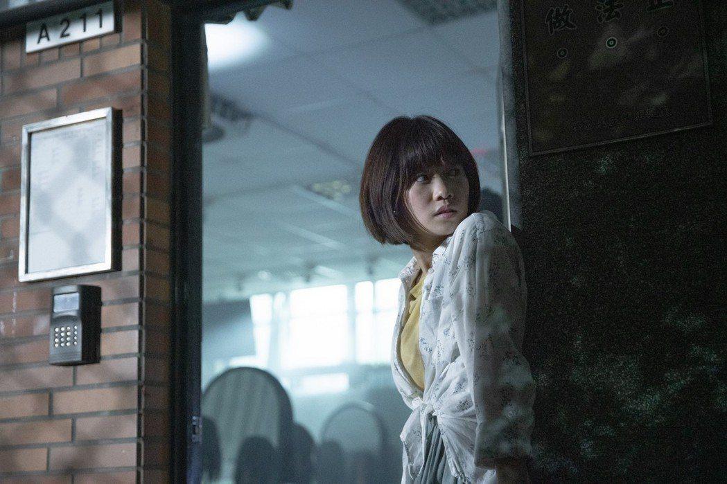嚴正嵐曾演出「屍憶」,新片「女鬼橋」被導演力讚「尖叫專業戶」。圖/傳影提供
