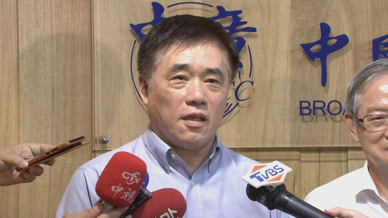 國民黨前副主席郝龍斌。本報資料照片