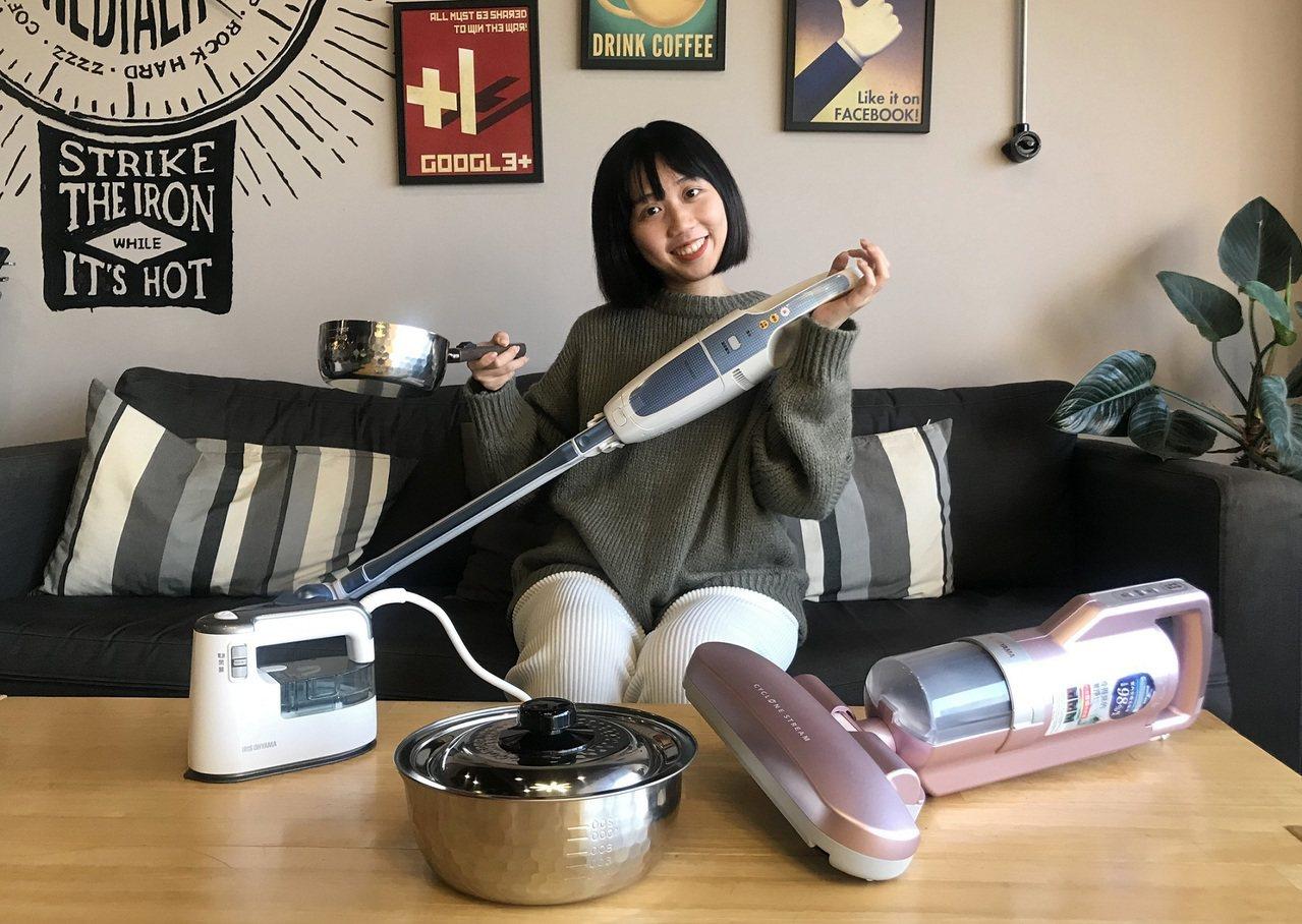 頂好超市推新春活動日系家電集點加價購,輕鬆為家居生活增添便利性。圖/頂好提供