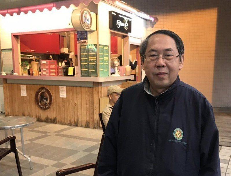 大陸國務院參事、中國人民大學國關學院教授時殷弘表示,蔡英文強調台灣受大陸愈來愈嚴重的軍事威脅,這句話是講給美國聽的。 圖/聯合報系資料照片