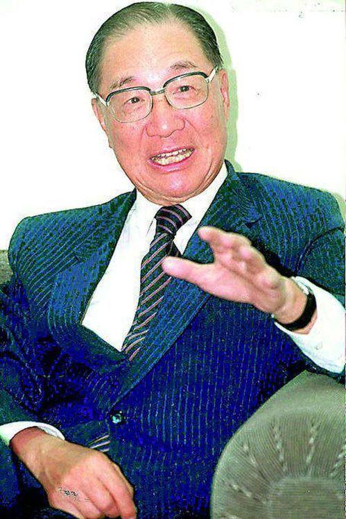 俞國華曾任行政院長,卻沒當過總統。圖/聯合報系資料照片