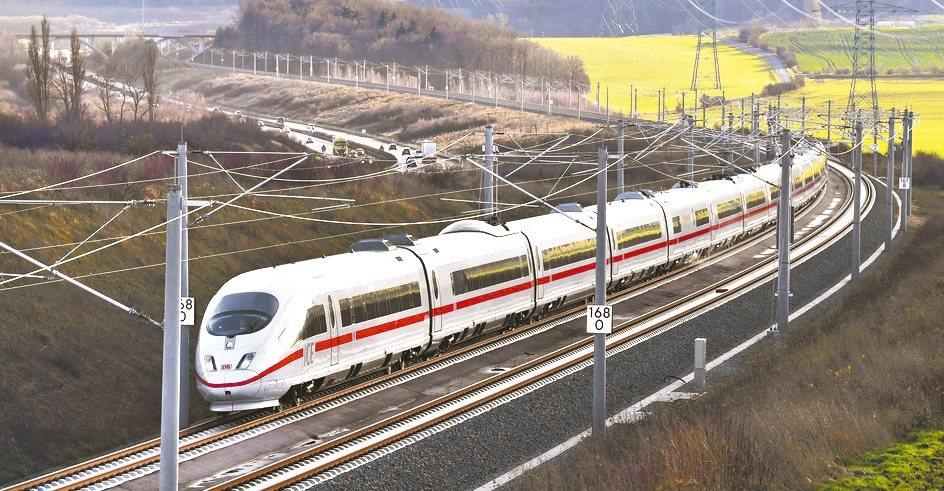 柏林當局為提振經濟,宣布斥資950億美元翻新鐵路基礎建設。 美聯社