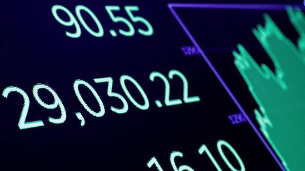 美中簽署第一階段貿易協議,激勵美股走高。 (路透)