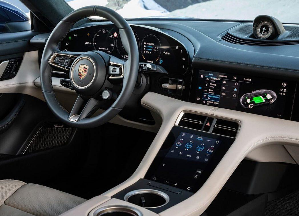 資料來源:保時捷(Porsche) 。光電科技工業協進會/提供