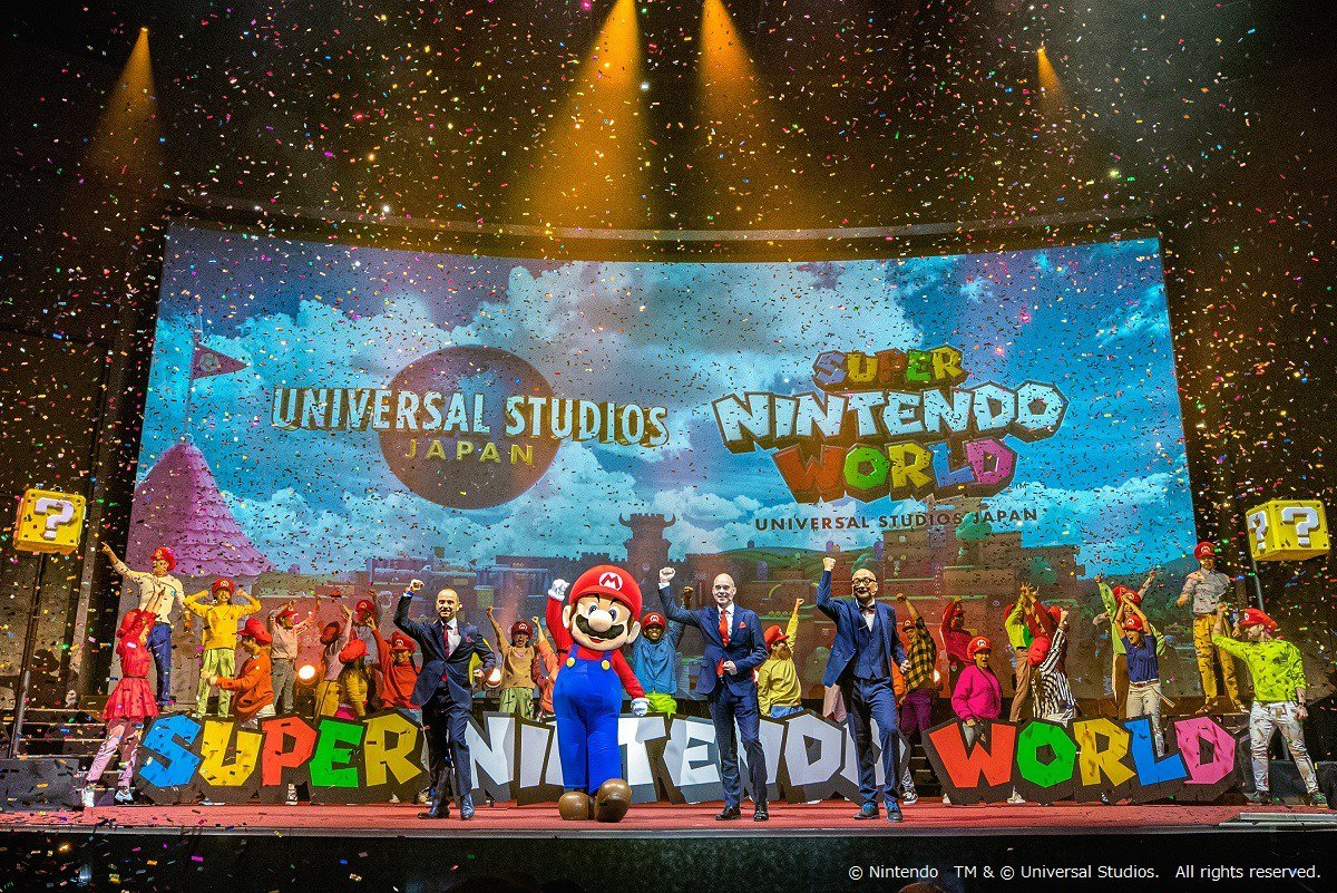 圖/擷取自 Universal Studios Japan (USJ) FB官方...