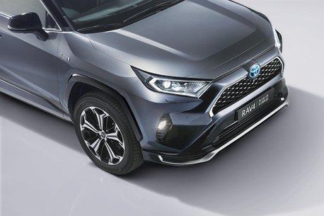 集性能、節能於一身!歐規Toyota RAV4 Plug-in Hybrid細節公佈