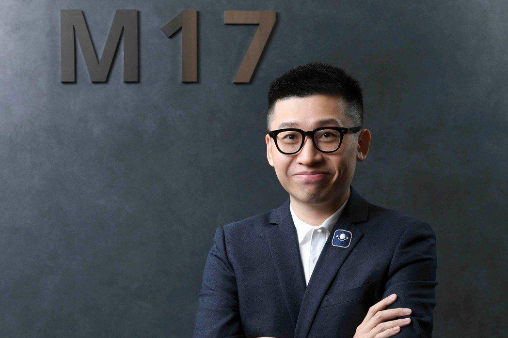 M17集團共同創辦人暨執行長潘杰賢。 M17/提供