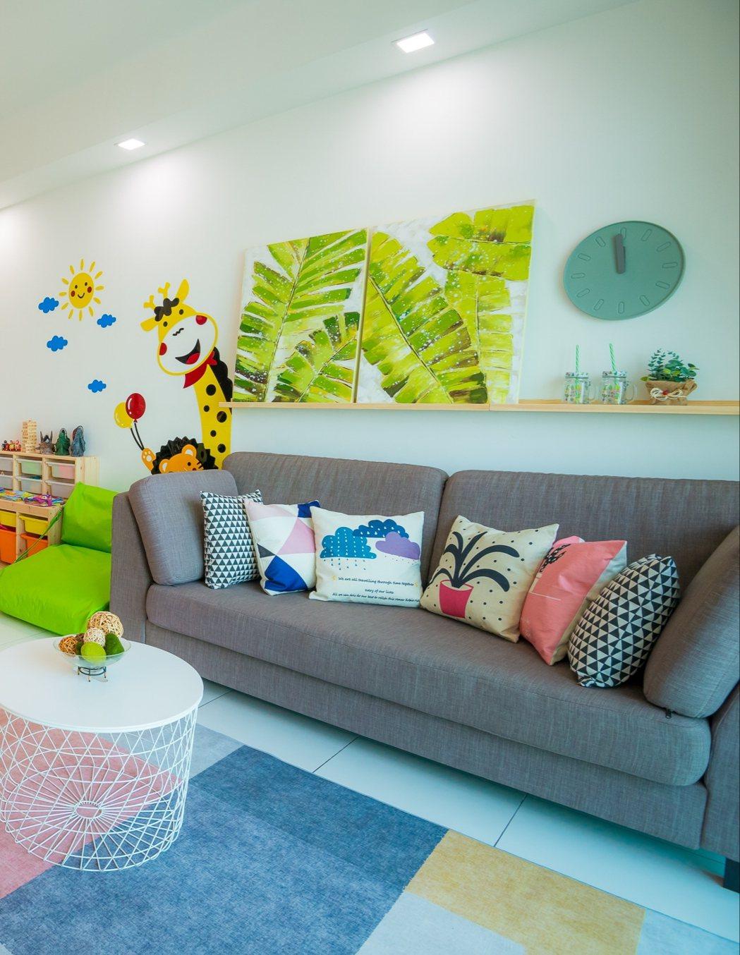 馬來西亞新山:天閣兒童世界。 Airbnb /提供