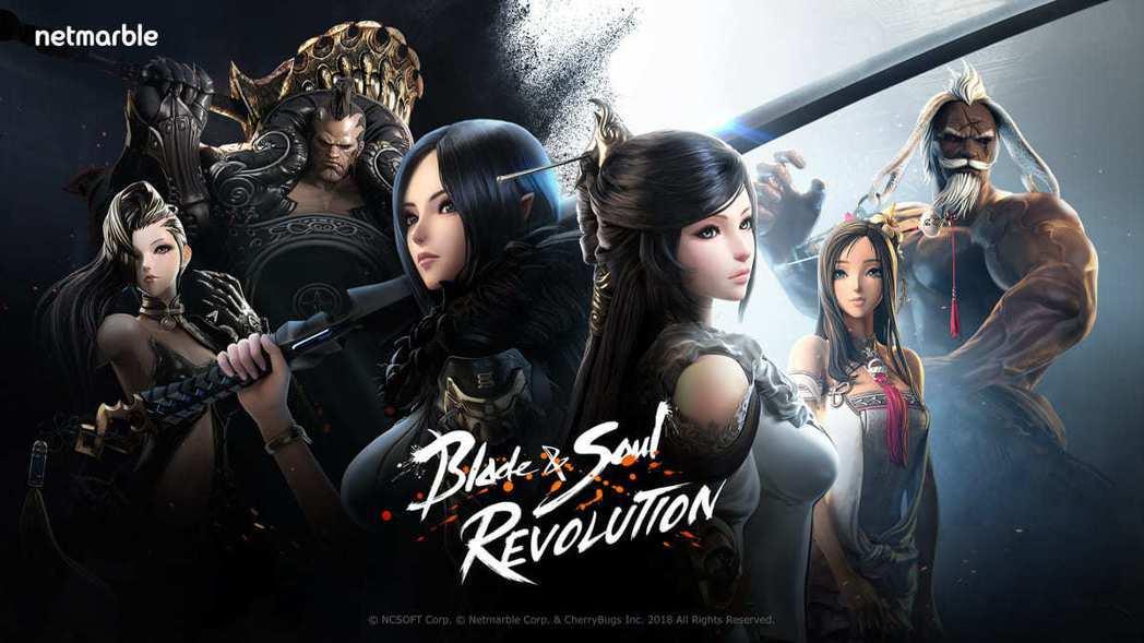 《劍靈:革命》即將在台灣上市,電玩展期間將開放搶先試玩。