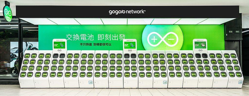 今年Gogoro Network計畫於全台城市的主要熱門區域建置超過60座的Su...