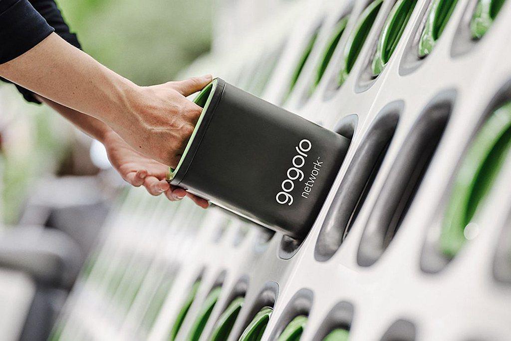 GoStation電池交換站將持續深耕校園,積極與全台各大專院校展開合作。 圖/...
