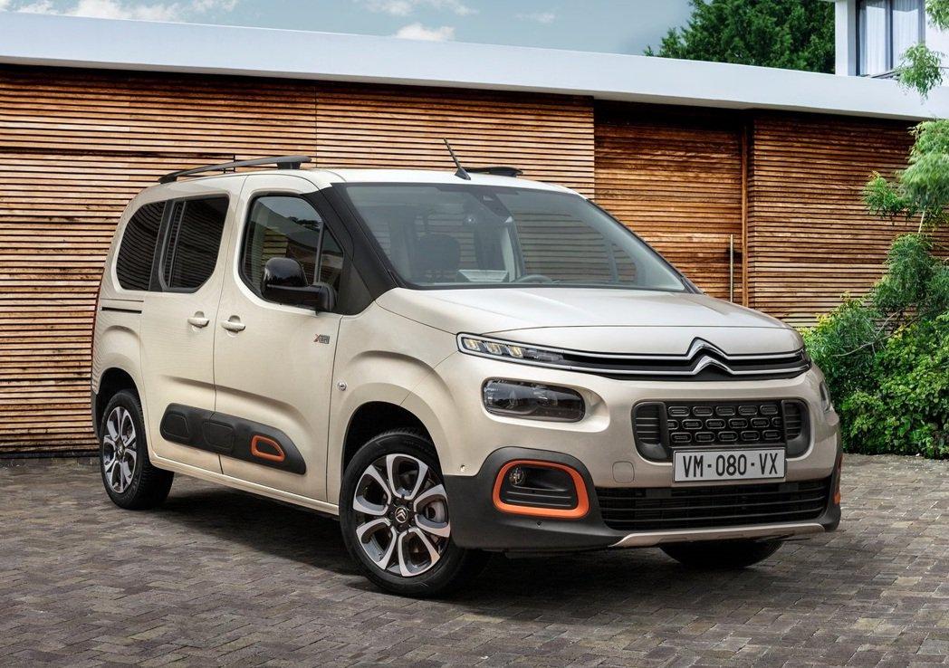 Citroën Berlingo Live 6MT不用百萬就可入手法式浪漫。 圖...